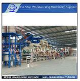 MDF Manufacturer Machine Price Made in China/ Small Scale MDF Manufacturing Line/ Glue Wood Laminating Machine/ Wood Chip Washing and Storage Machine