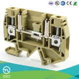 China Supplier Test Type DIN Rail Terminal Block
