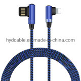 90 Degree Elbow Magnetic USB Cable for iPhone/Android/Typec