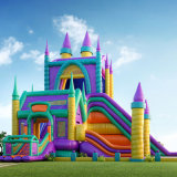 Inflatable Giant Bouncy Castle for Sale