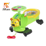 4 Bright Colors Kids Twist Car Baby Plasma Car for Children to Ride on