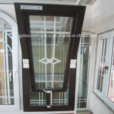 Double Glazing UPVC Middle Hung Window