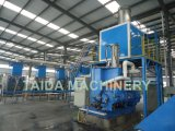 Powder Materials & Oil Automatic Weighing & Feeding Dosing Dispenser Upstream System Machine for Rubber Mixer Kneader