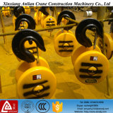 3t Stainless Steel Hook/Lower Price Electric Wire Rope Hoist Hook