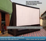 Outdoor Giant Inflatable Cinema Screen Inflatable Movie Screen for Sale