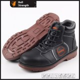 Industrial Leather Safety Shoes with Steel Toecap (SN5152)
