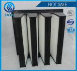 High Efficiency Fiber Glass HEPA Air Filter Box