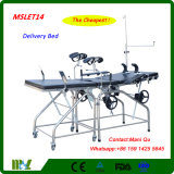 China Manufacture The Cheapest Delivery Bed/Delivery Table (MSLET14)