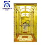 Hot Sale Cheap Safe Golden Villa Home Passenger Elevator