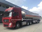 40000L Aluminum Alloy Tanker Trailer 40kl Oil Bowser Semi Trailer
