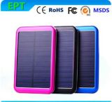 5000mAh Waterproof Solar Power Bank Alluminum Solar Mobile Charger