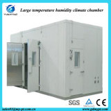 Overseas Installation Walk-in Hot Cold Wet Climate Chamber