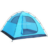 230*180*145cm Double Lay Clear Inflatable Lawn Tent