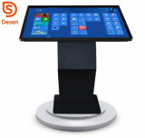 China Supplier 27 32 Inch Pcap Touch Screen Kiosk Prices with Scanner Printer