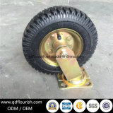 8′′x2.50-4 Pneumatic Rubber Heavy Duty Industrial Caster Wheel