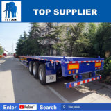 Titan 3 Axle Cargo Trailer Transportation Truck in Pakistan