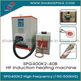 200-500kHz High Frequency Induction Heating Machine Spg400K2 Series