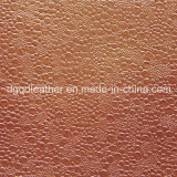 Colorful Embossed Artificial PU Leather (QDL-52072)