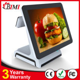 15 Inch Touch POS System with Ce & RoHS POS-0090 for Restaurant & Shop