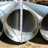 10 Inch (273mm) Steel Wire Wrapped Water Well Pipe with Stc Thread