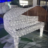Light Show Decoration LED Piano Wholesale Fairy Garden Decor