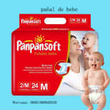 2019 New Develop Double Language Panpansoft Baby Diaper