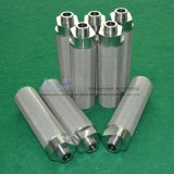 SUS 304 316 Sintered Mesh Filter Stainless Steel Metal Filter 50 Micron for Hydraulic Oil Filter Replacement