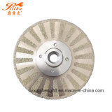 Professional Sintered Turbo Diamond Saw Blade for Cutting Stones Sharp and Durable