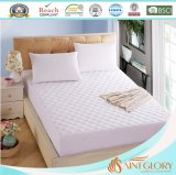 Wholesale Anti-Allergy Microfibre Polyester Synthetic Down Alternative Mattress Pad