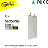 High Quality Mobile Phone Battery of Materials, for Samsung Note5, 4640101, 3000mAh, Custom Polymer
