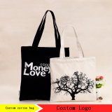 Custom Promotional Cheap Canvas Cotton Bag Eco-Friendly Shopping Bag
