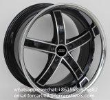 20/22 Inch Black Machine Face Wheel Car Wheel Alloy Wheel