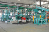 Waste Tire Recycling Rubber Powder Crumb Machine Plant Line