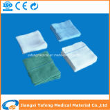 Absorbent Gauze Piece for Medical Use