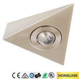 Surface Mounting Cabinet Adjustable 1W COB LED Cabinet Light