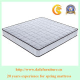 Pocket Spring Foam Mattress with Vacuum Compressed for Hotel Furniture Dfm-08