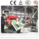 Waste Agricultural Film Plastic Pelletizer with Compactor