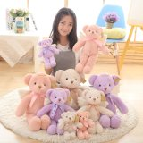 Color Angel Love Bear Doll Plush Toy