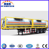 ISO Chemical Corrosive Poisonous Transport Tank Container with Competitive Price