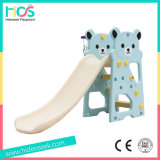 Bear Series Indoor Children Plastic Slide Set (HBS17009A)