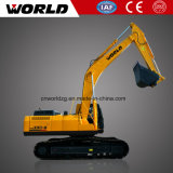 Chinese Hydraulic Excavator Compare to 330 Excavator