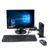 Low Power Sff PC Dual Nic Mini Itx PC with Core I3 4030y