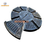 Wear Resistant Casting Part for Crusher Ball Mill