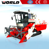 Rice and Wheat Combine Harvester with Hydraulic Gearbox