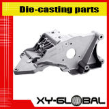 Die Cast Factory Aluminum Casting Fan Leaves/Skateboard Parts