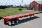 40feet Flatbed Container Semi Trailer with 2 Axle/3 Axle