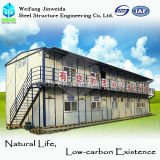 G+1 Story EPS Sandwich Panel K Type Prefab House for Dormitory Building