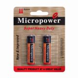 Super Heavy Duty R6 PVC Jacket Battery