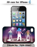 3D Case for iPhone 4 (P406-H048)