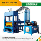 Qt4-15c Concrete Hollow Paver Brick Machines